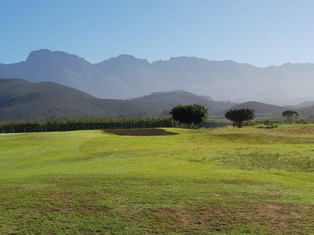 Silwerstrand Golf & River Estate - Lock up & go overlooking 10th hole! No Transfer Fees