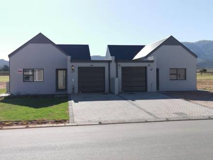 New 2 bedroom Town House for sale on Silwerstrand Golf and River Estate :