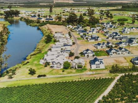 Vacant Land/Plot for sale on Silwerstrand Golf and River Estate  . Robertson